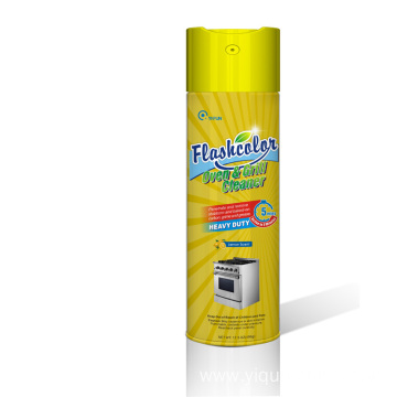 Powerful Foaming Cleaner Aerosol Can